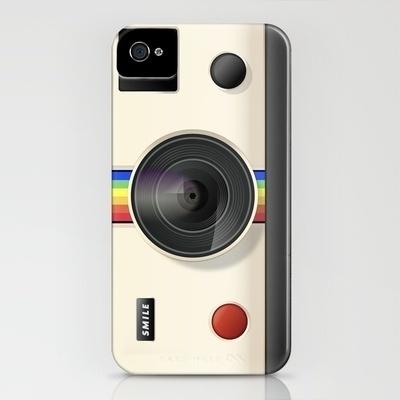 Smile iPhone Case by Andrei Robu | Society6 #shopping #buy #robu #instagram #andrei #polaroid #icase #iphone #case