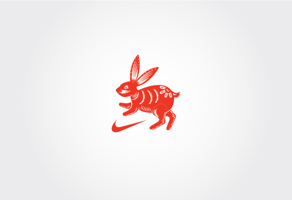 Year of the Rabbit by The Pressure #logo