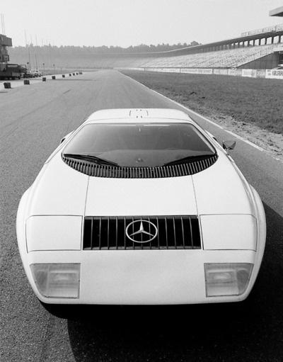1969 Mercedes C111