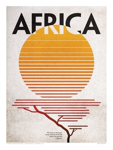 Posterity #africa #charity #poster #give