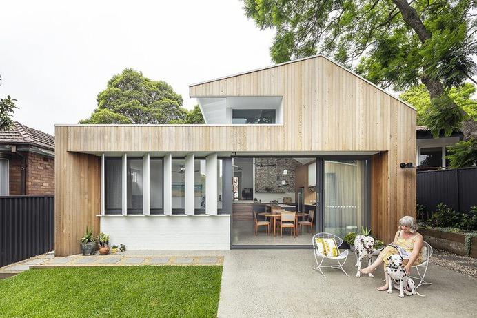 Collectors Cottage / Mark Szczerbicki Design Studio