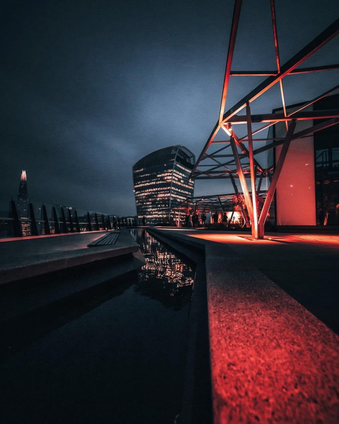Vibrant Urban Photography in London by Anna Brant