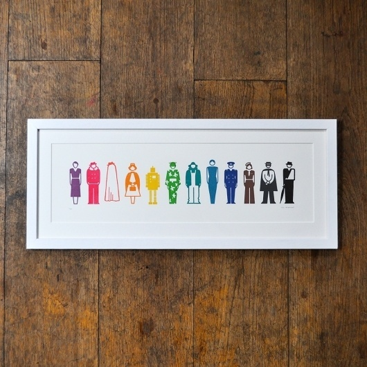 Jez Burrows / Shop #iconography #burrows #print #jez #pictograms #characters