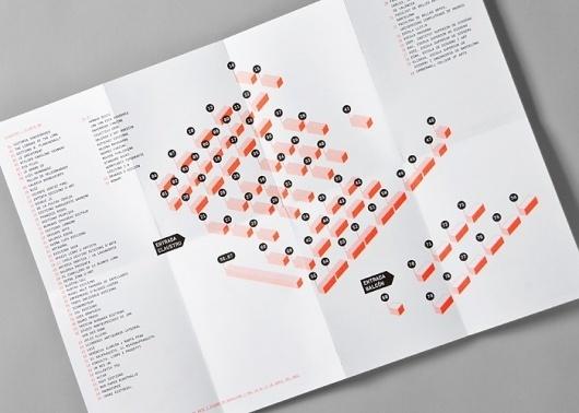 Arts Santa Mònica / Arts Libris 2011 identity / Identity #infographics #design #graphic