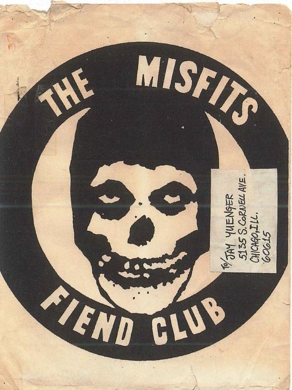 "Poltergeist Î"" #misfits #the"