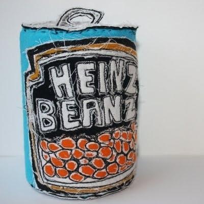 Junkculture: Supermarket Stitch #packaging #stitch