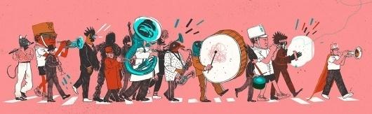 Josh Cochran: work #illustration