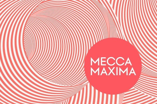 Round – Mecca Cosmetica #pink