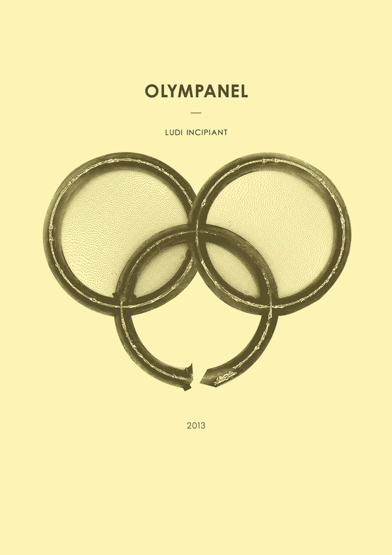 Olympanel || Poster Design by Florian Hierholzer #hierholzer #florian #design #poster #olympanel