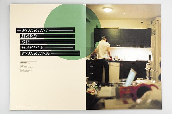 –Everyday Magazine : Mikael Fløysand #print
