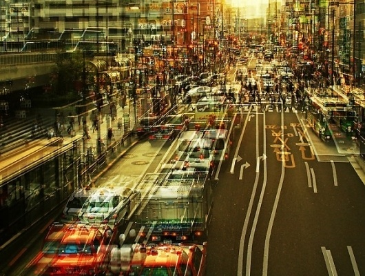 Cityscape photography by Stephanie Jung | 123 Inspiration #stephanie #cityscape #jung #experimental #photography