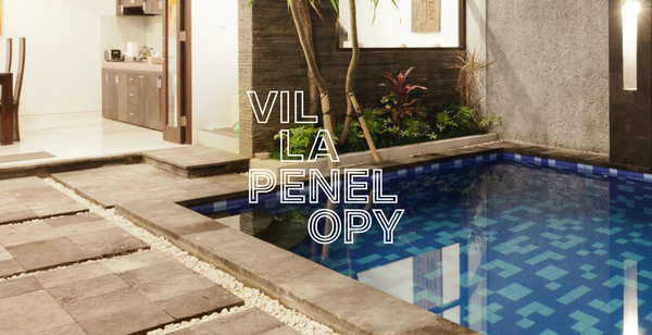 Villa Penelopy Identity   Fellow Studio #logo #branding