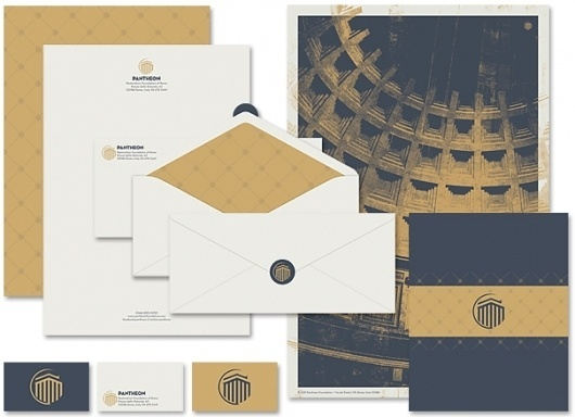 Pantheon - Seth Lunsford #stationery