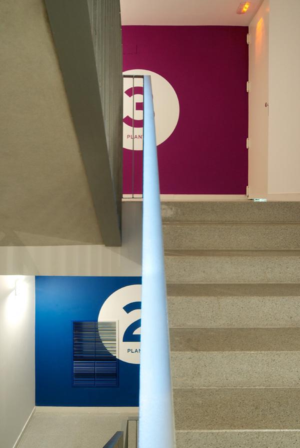 Còrsega 363 #estudi #exe #363 #design #graphic #torras #conrad #environmental #architecture #barcelona #arquitectura #signage #crsega
