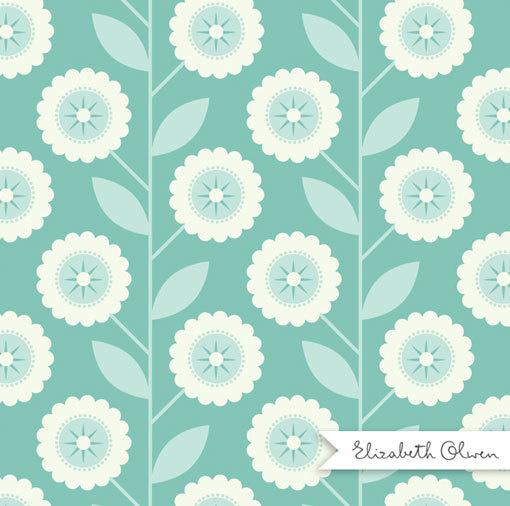 ElizabethOlwen_14 #pattern