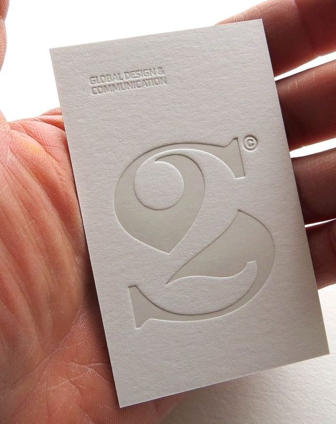 S2 Business Card #print #paper