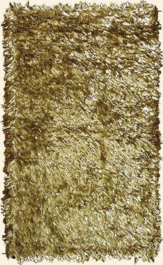 gold #shag #rug #metallic #gold
