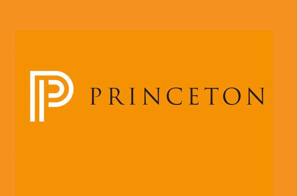 Princeton University Press logo design designed by Chermayeff & Geismar #logo