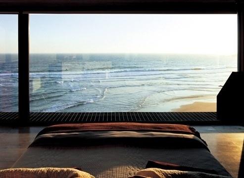 Cristobal Palma Photography #interior #house #dream #beach #view