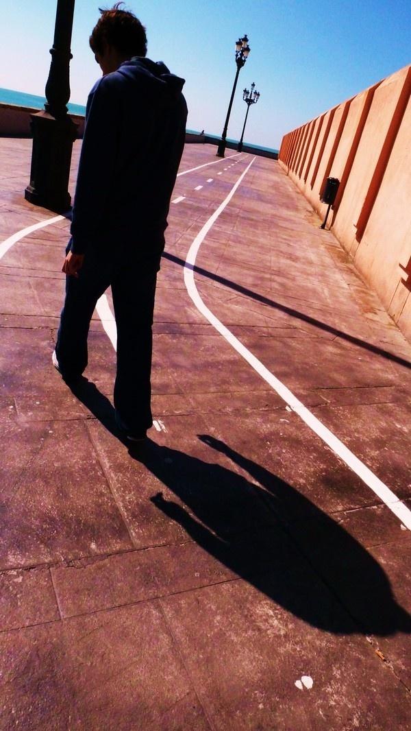 Cadizzle 2011 on Behance #cadiz #spain #shadow