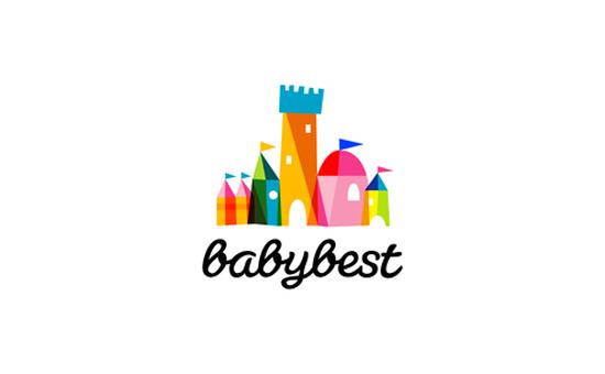 baby best brand identityand logo #logo #design