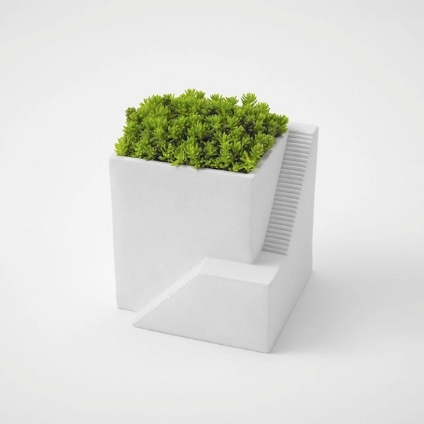 CJWHO ™ (Metaphys Planters Resemble Miniature Sustainable...) #crafts #design #photography #architecture #nature #art