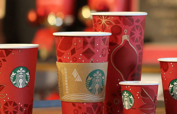 starbucks_holiday #packaging #christmas #holiday #coffee