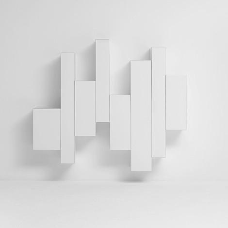 Vision cabinets at iainclaridge.net #furniture