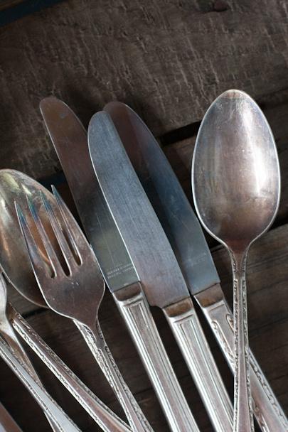 Antique Utensils #utensils #antique #food