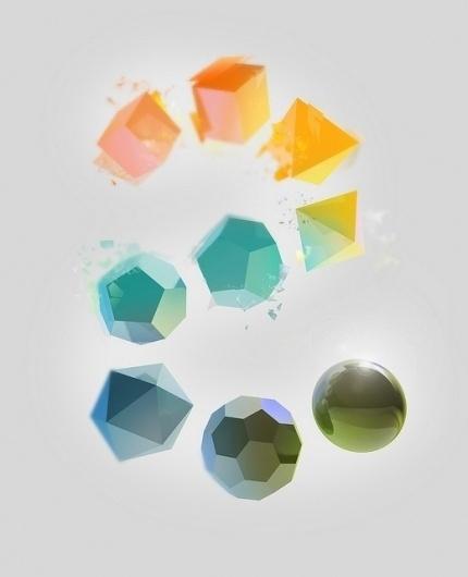 Gimme Bar | Designspiration — 5429317621_ca05da6848_z.jpg (520×640) #color #shapes #primitives