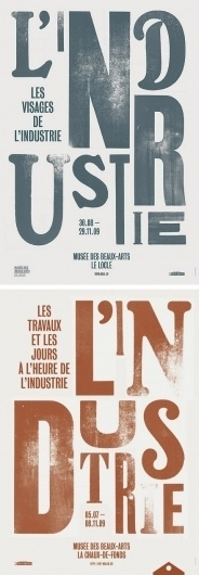 onlab | projects #identity #poster #typography