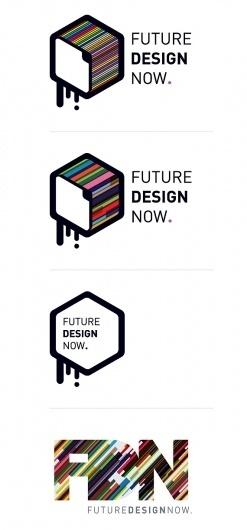 Future Design Now | S G N L // Branding & Design #logo #design #future #now