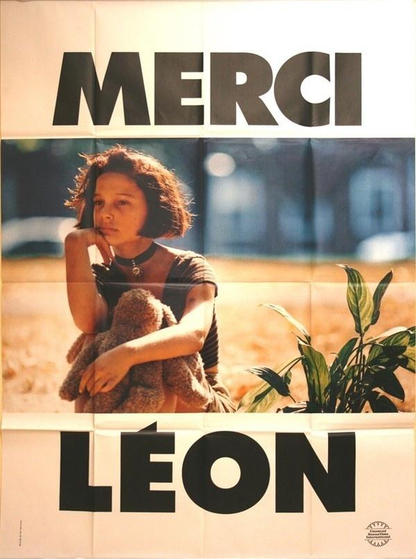 Léon, 1994 #movie #poster