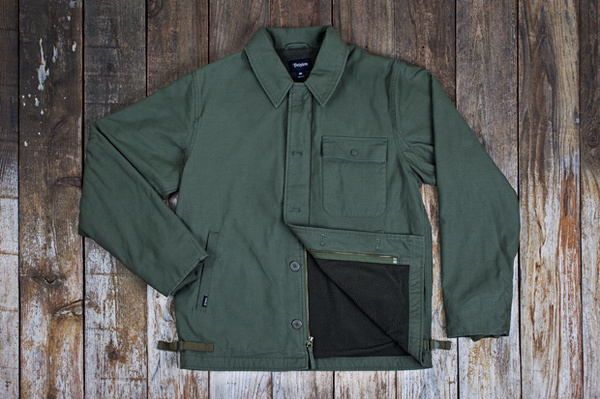 Brixton Holiday 2012 Product 11 #fashion #mens #jacket