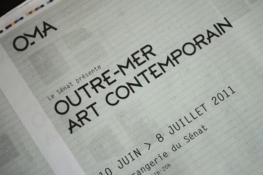 Identité visuelle | Pierre-Alexis Delaplace #oma #exposition #affiche #epreuve #trame