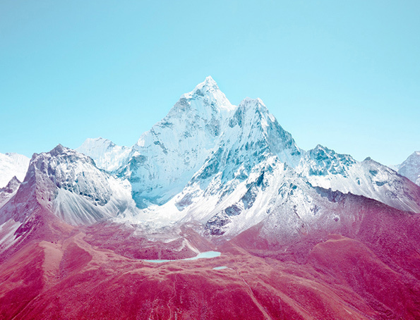 Nick Meek #photography #red #mountains