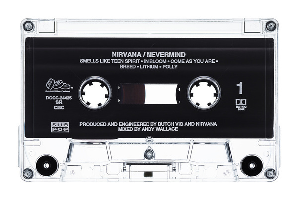 julien roubinet - nirvana photography tapes #tape #cassette #julien #nirvana #photography #roubinet #music