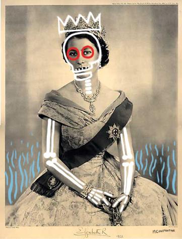 Queen Elizabeth #elizabeth #constantine #design #michael