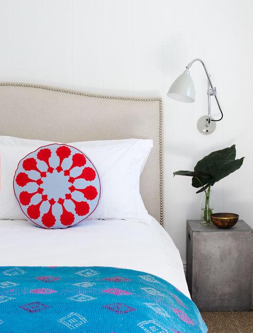 The Design Chaser: Justine Hugh Jones Design #interior #design #decor #bedroom #deco #decoration