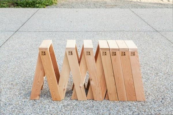 Trestle #furniture #trestle #bench