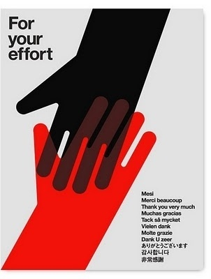 Flyer Design Goodness - A flyer and poster design blog #red #osaka #black #grid #network #minimal #poster #typography