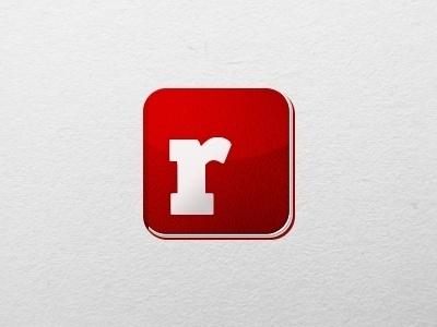 Dribbble - Fastr.io iPhone App / iPad App iCon by Alexander Bickov #icon #design #graphic #apad #application #iphone #app