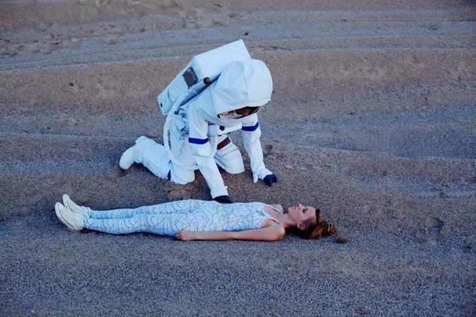 Intergalactic Wedding Photography by Neringa Rekasiute