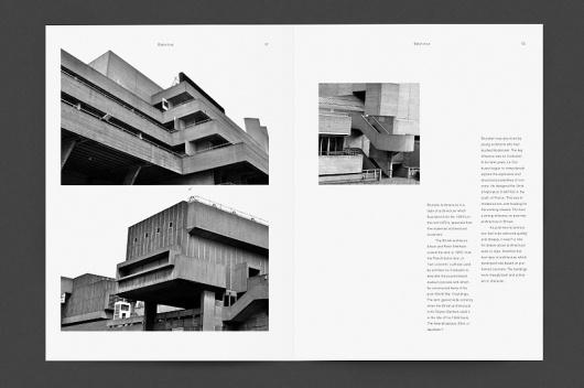 All sizes   Béton brut   Flickr - Photo Sharing! #print #minimal #publication