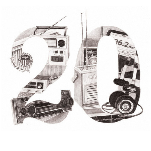 illustrated letters byEmil Bertell #typography