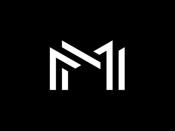 MM : Magnus Moan #logo