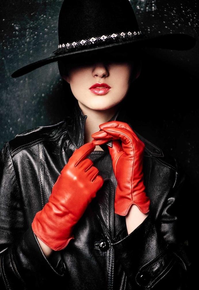 Vibrant Fashion Photography by Alex Yanbaev