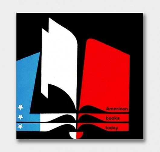 Josef Müller-Brockmann – Zurich Book Exhibit, 1950s / Aqua-Velvet #muller #graphis #graphic #annual #195556 #josef #brockmann