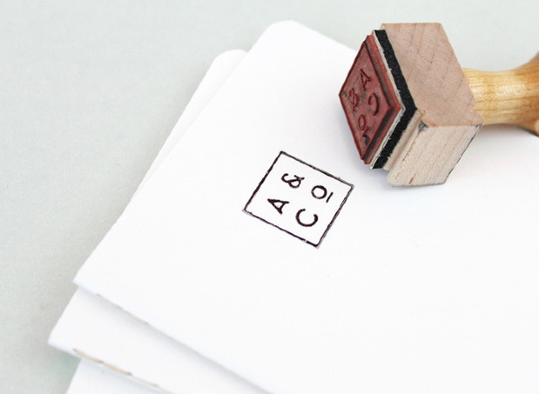 a&co #simple #stamp
