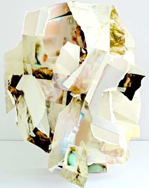 Things Fall Apart by Erin O'Keefe | PICDIT #design #collage #art